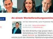 collaborateurs d'AXA entretiennent blog