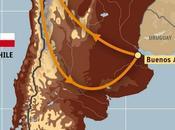 Paris-Dakar 2010 détails carte parcours