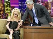 Leno quitté Tonight Show
