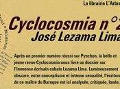 Cyclocosmia Jose Lezama Lima. Arbre Lettres Juin.