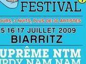 Nouveau festival d'été Biarritz