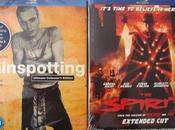Arrivage Blurays Trainspotting Spirit (versions exclusives hmv)
