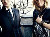 Emma Watson pour Burberry automne hiver 2009-2010 Mario Testino