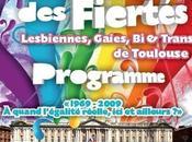 Gay, lesbienne, trans Pride Toulouse C'est juin Programme