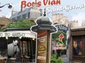 Découvrir Paris Boris Vian dans années revisitées