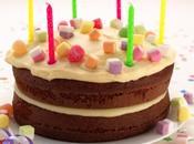 Mémé Kamizole souffle bougies anniversaire Lait d'Beu