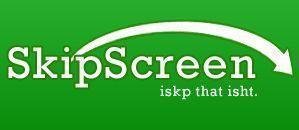 Skipscreen: supprimer délai d'attente Megaupload autres