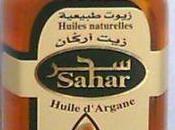 intérêts cosmétiques l'huile d'argan