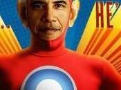 Video: Barak Obama devient super Héros (animation Jab) parodie
