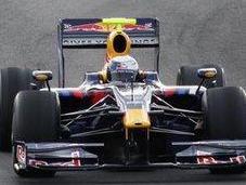 Silverstone, Vettel, victoire écrasante
