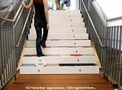 escaliers tiroirs d'Ikea…