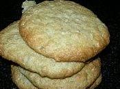 Cookies flocons d'avoine sirop d'érable