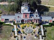 Neverland, maison abandonnée Michael Jackson.