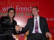 Shahrukh Khan recoit doctorat
