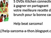 DVDs Kitchen connection gagner!