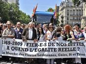 Marche fiertés 2009 Pride Paris.