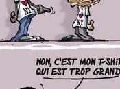 Nicolas Sarkozy n'aime s'aime (dessin)
