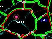 Paris Trafic versus PanameTraffic ViaMichelin France