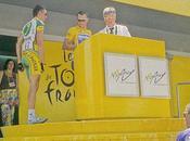 Tour France rencontre avec Lance Amstrong