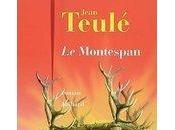 "Montespan"" Jean Teulé"