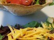 Salade tortillas boeuf