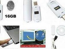 Protégez votre ordinateur avec empreinte digitale
