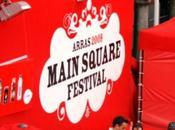 Chapeau l'artiste Kravitz Main Square Festival