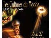 festival cultures Monde Gannat