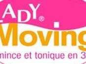 Lady moving