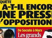 France l'hagiographie servile… plateau télé
