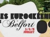 21èmes Eurockéennes Belfort Juillet 2009