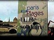 coulisses Paris plage 2009