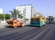 route entre Tunis