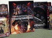 Transformers junket jouets