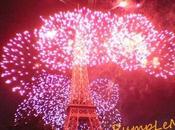Tour Eiffel juillet 2009