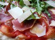 Pizza Presto-roquette