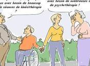 Handicap, sclérose plaques, couple, détresse partenaire préjugés l'entourage.