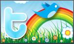 petit Twitter illustré caractères sinon rien