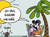 Sarkozy gouvernement partent vacances
