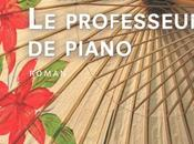 professeur piano