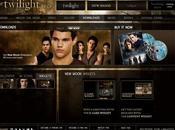 nouveau site officiel Twilight