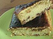 Cake raisin wisky