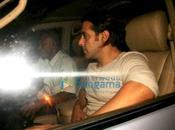 Salman, Arbaaz Sohail l'anniversaire Arpita Khan