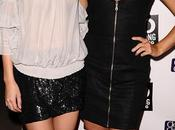 Ashley Greene Christian Serratos soirée Power Youth