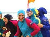Burqa, burquini (burkini) Epiphénomènes militantisme textile