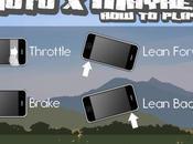 Quelques images MotoXMayhem pour iPhone disponible l'AppStore
