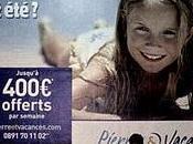 Publicités paradoxales