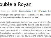 Royan libéré forains