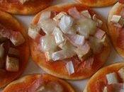 ~Mini pizza brunchante~