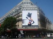Nouvelle boutique rentrée Pied terre pour Galeries Lafayette